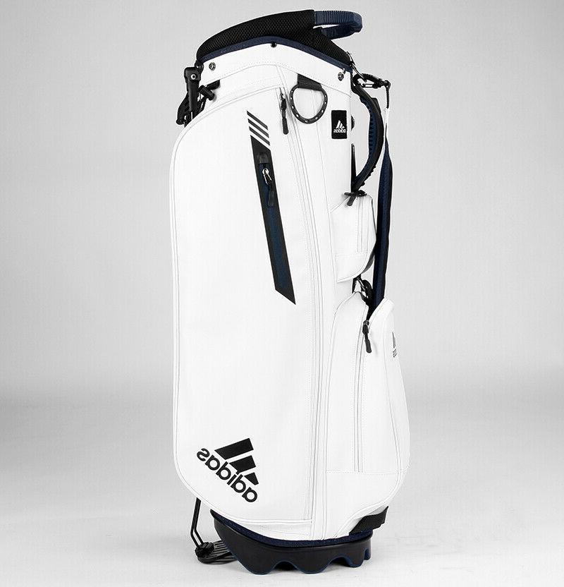 adidas Bag Bag White 7-Divider 9 inches A92286