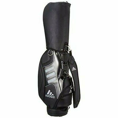Adidas Golf Pure Metal Men's Caddy Bag 9.5 x 47 inch 3.5Kg A