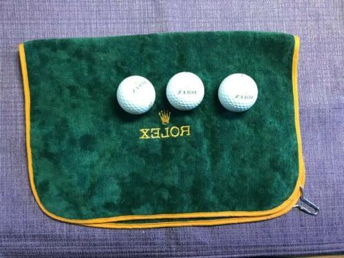 Rolex set:Waterproof bag balls & . New!