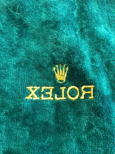 Rolex bag ;3 & towel;Accessories