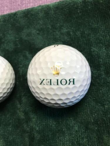 Rolex set:Waterproof bag golf balls &