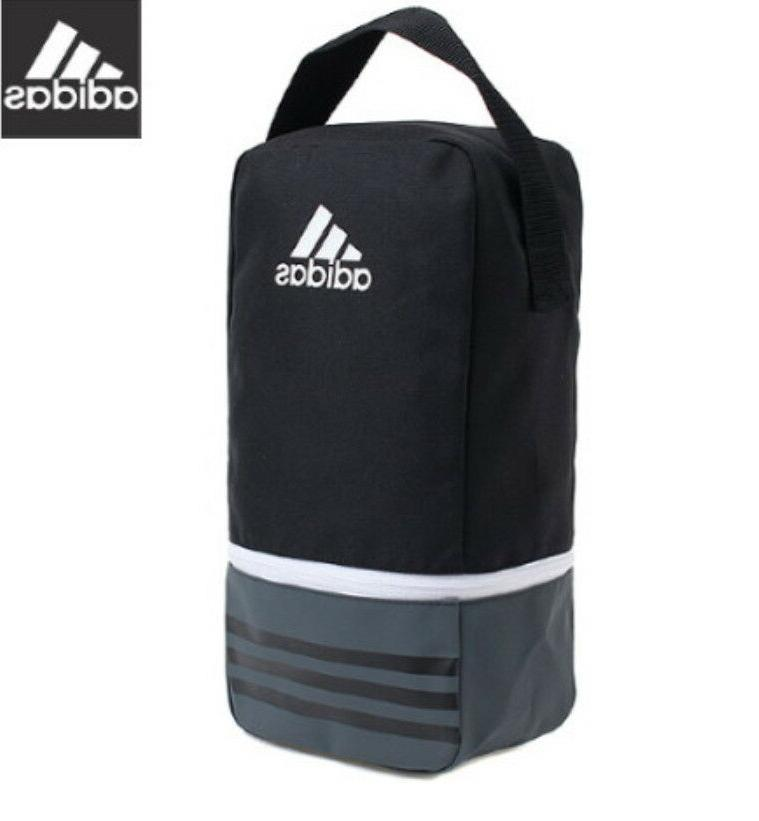 d0f7c8645dbf Adidas Golf Shoes Bag Sports Gym Sack Soccer Football Shoes