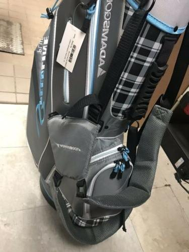 Ladies Golf Stand Light Blue/Grey
