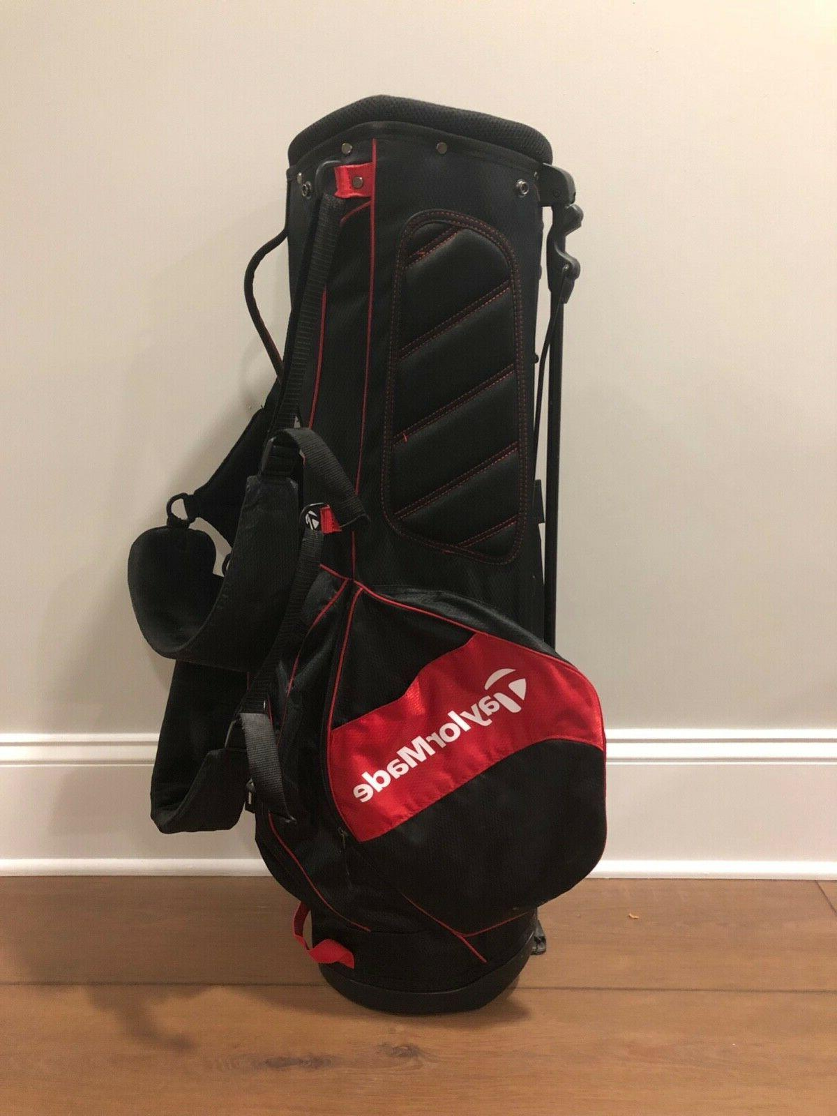 TaylorMade Stand Red/Black