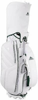 adidas Golf Stand Caddy Bag Punching PU 9 x 47 inch 3.1kg Wh