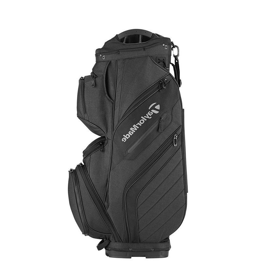 TaylorMade Golf Bag Black 2018