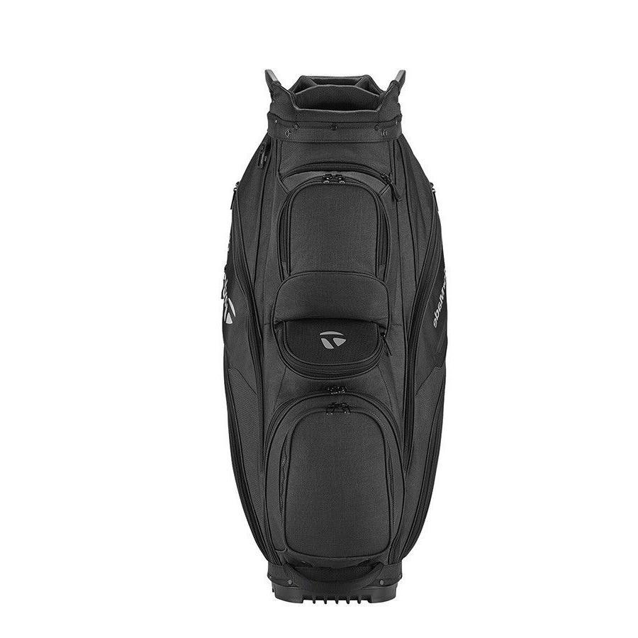 TaylorMade Supreme Cart Bag Black - New 2018
