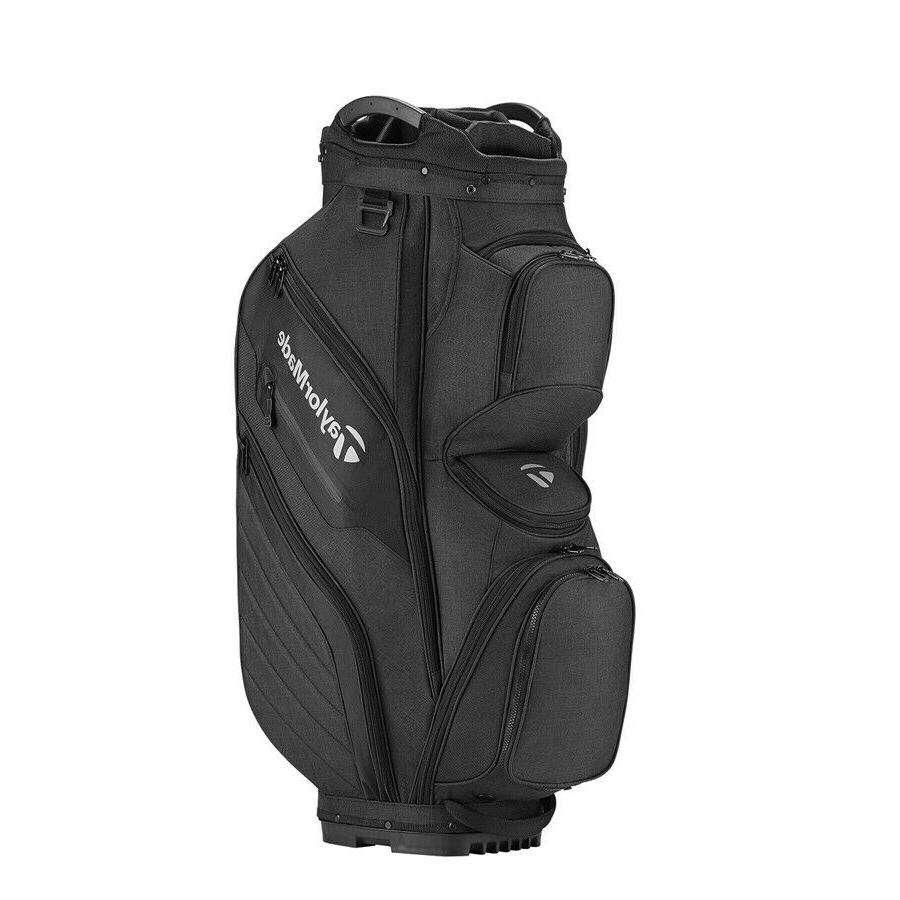 golf supreme cart bag black