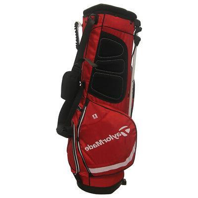 TaylorMade Bag, Red/Black