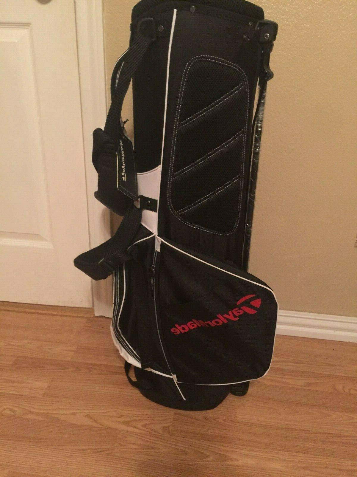 TaylorMade TM Golf Bag with