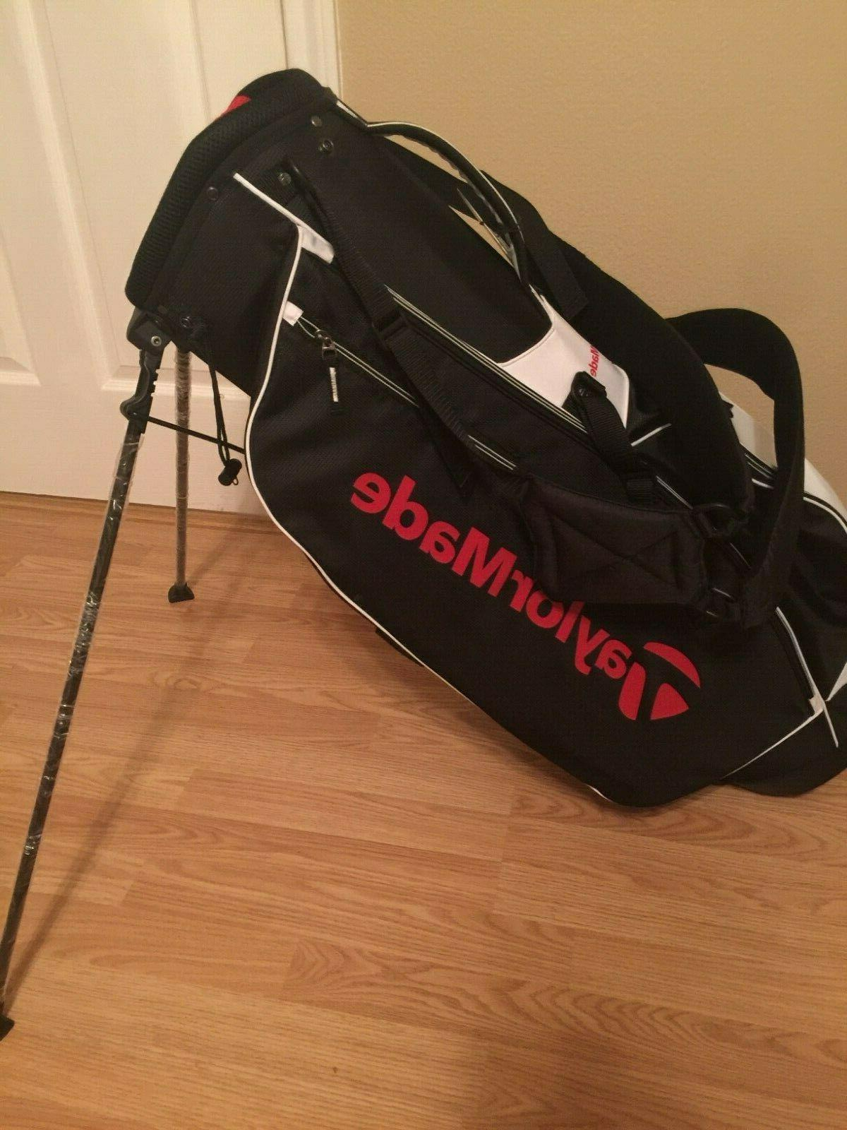 TaylorMade Golf TM Stand Golf Bag 5.0 with