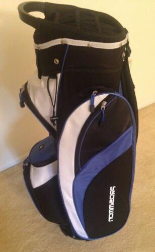 Prosimmon Golf Divider Cart Black/Blue