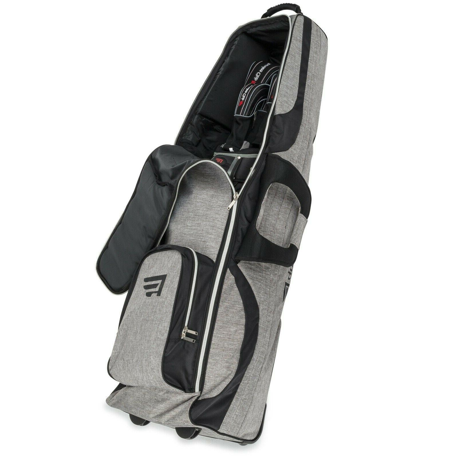 Founders Club Travel Bag Luggage Padded Clubs