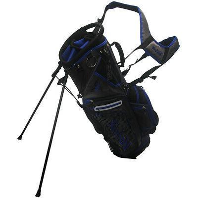 golf winners 7 way top stand bag