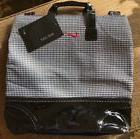 Nike Golf Women's Retro Brassie Shoulder Tote Bag Black Wh