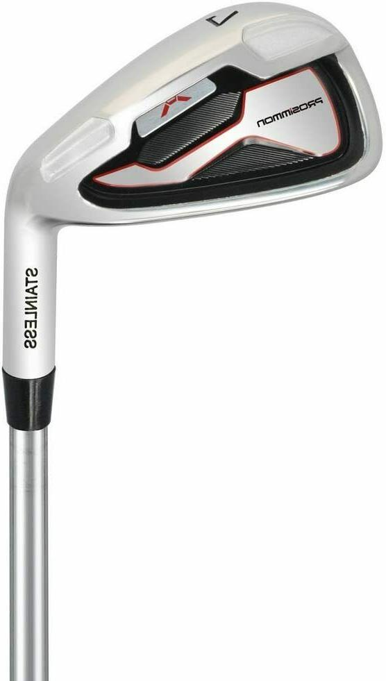 PROSiMMON Golf V2 Golf Set & Bag -