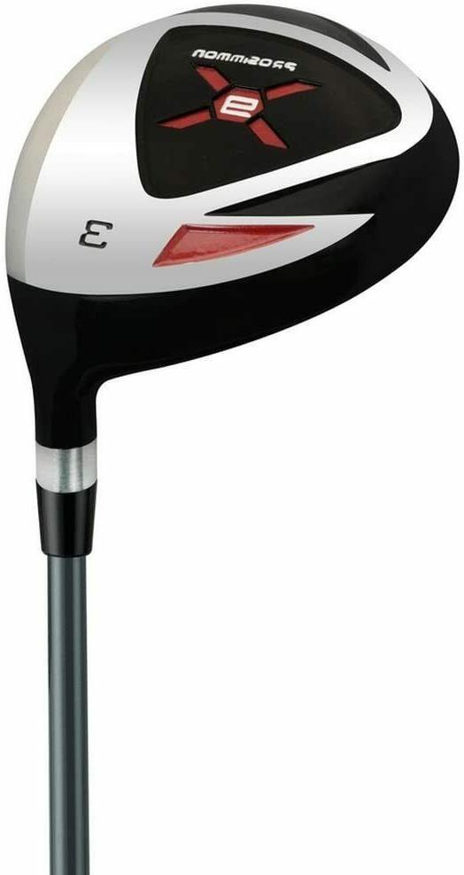 PROSiMMON X9 V2 Golf Clubs Set & Bag - Mens 10.5 Degrees Stiff Hand
