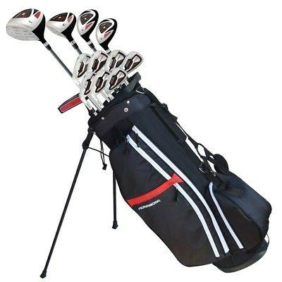 golf x9 v2 mens graphite steel golf