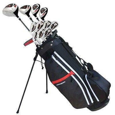 Prosimmon Golf X9 V2 Mens All Graphite Golf Club Set & Bag
