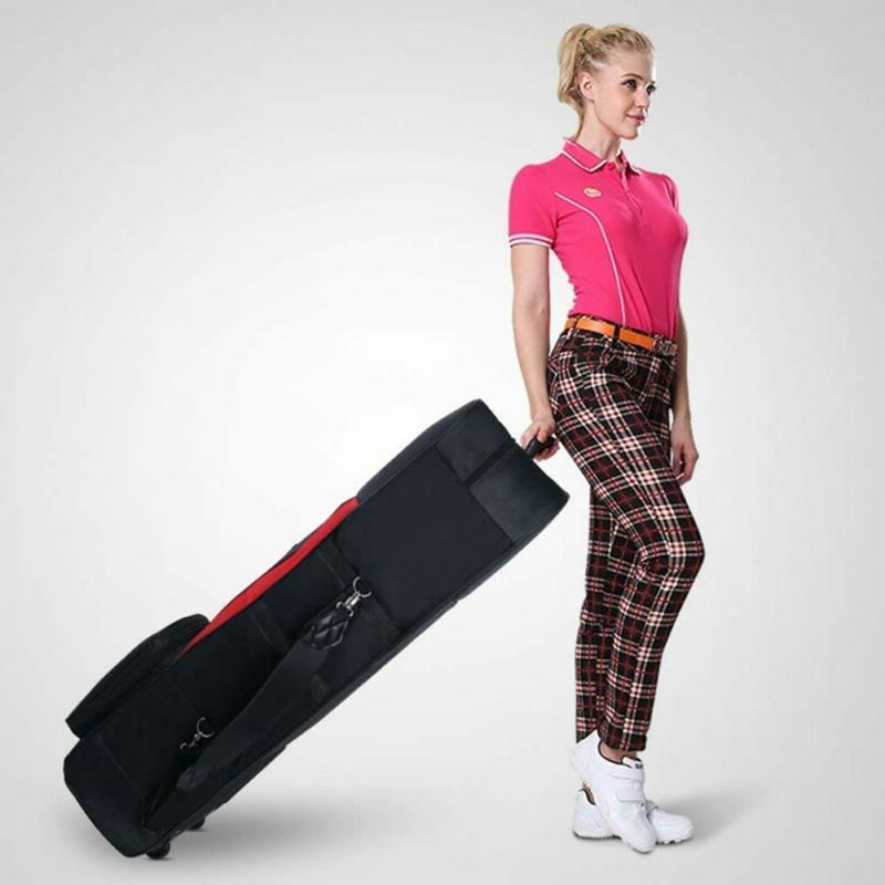 PGM-HKB001RED Golf Cover-Double Black