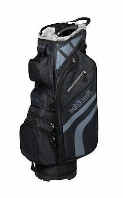 Tour Edge Hot Launch 4 Cart Bag  Golf NEW