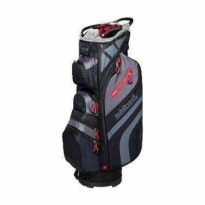 Tour Edge Hot HL4 Golf Red Silver
