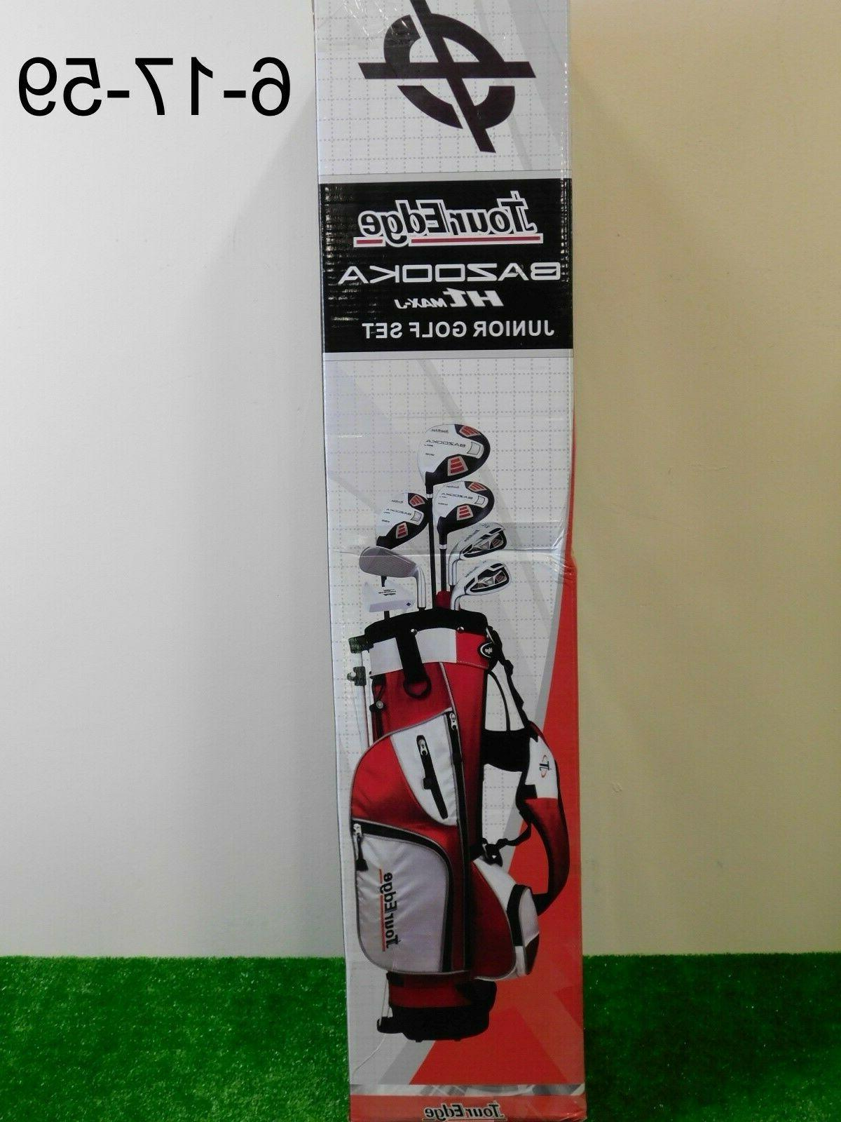 ht max j golf kit