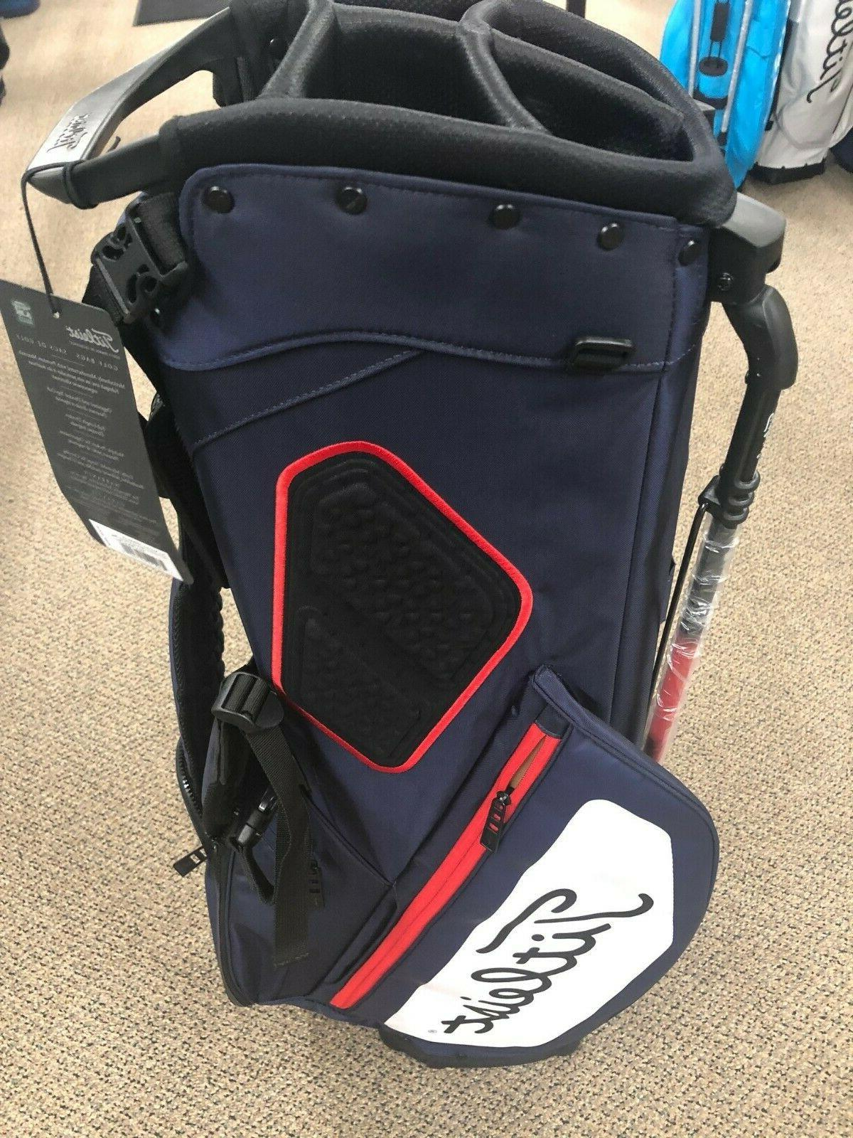 Titleist Hybrid Stand Bag-TB9SX6-Titleist Golf Bag-MSRP $230****