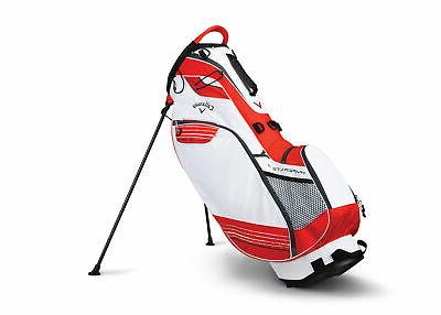 CALLAWAY HYPER-LITE GOLF BAG NEW