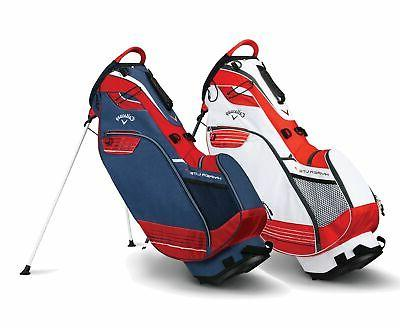 hyper lite 3 stand golf bag mens