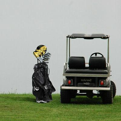 Portable Golf Stand Cart Bag Divider Cover Large