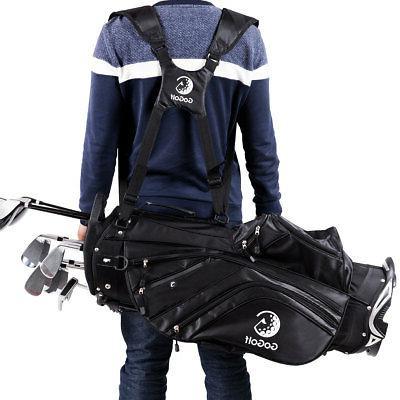 Hyper-Lite Cart Bag w/Shoulder Strap + Cover