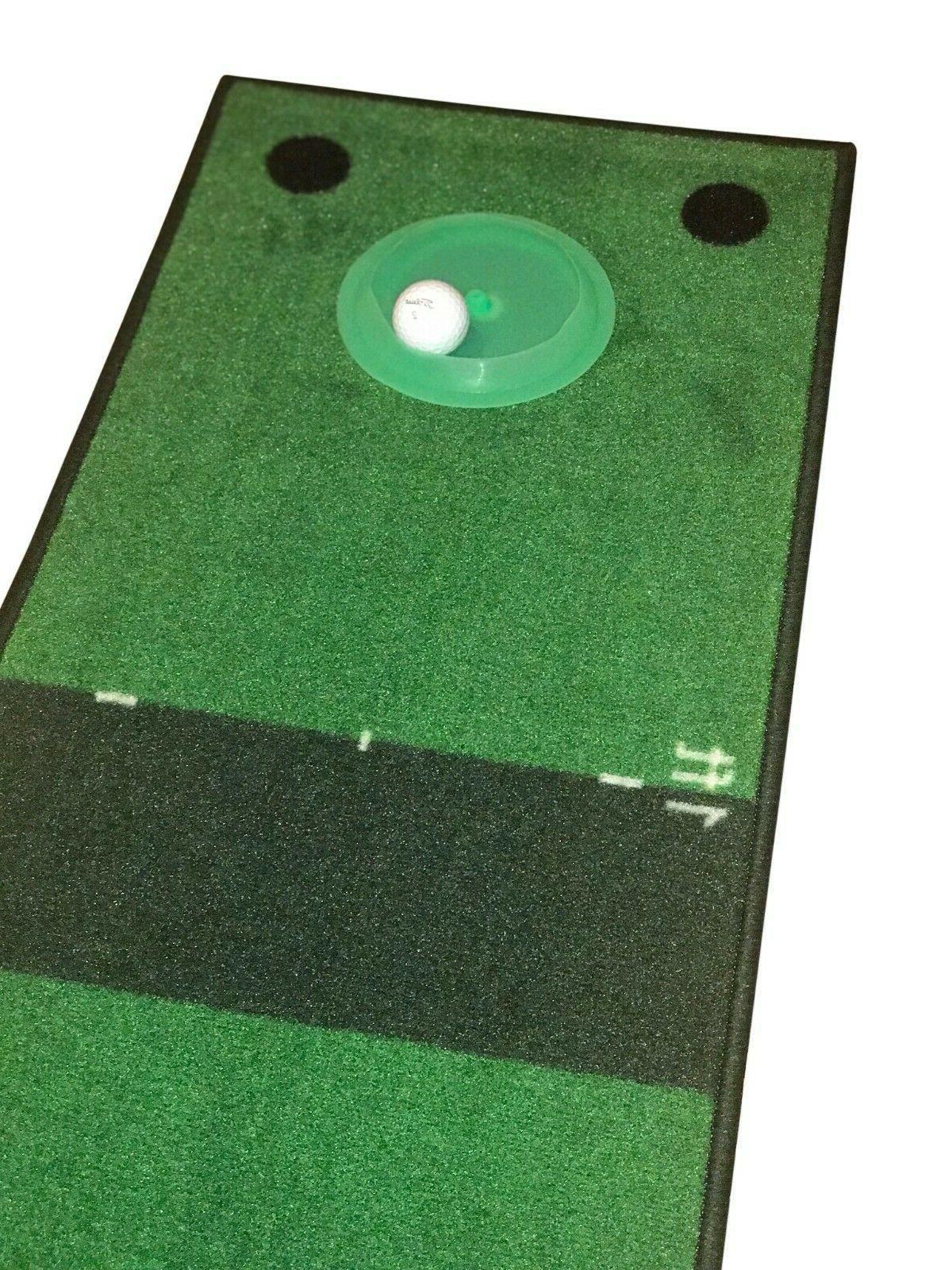 Golf Bag + Putt Alignment
