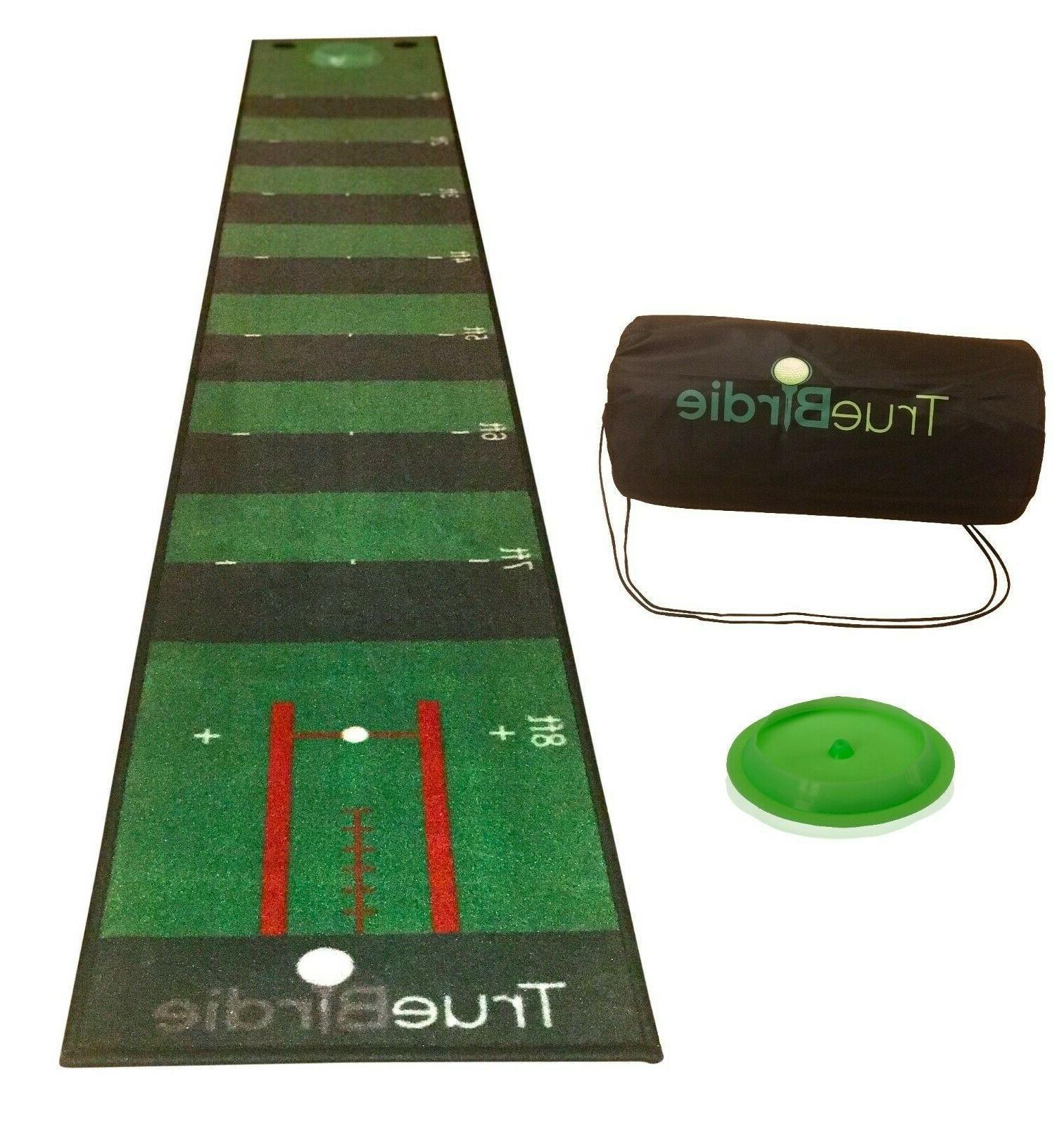 indoor putting green and golf mat