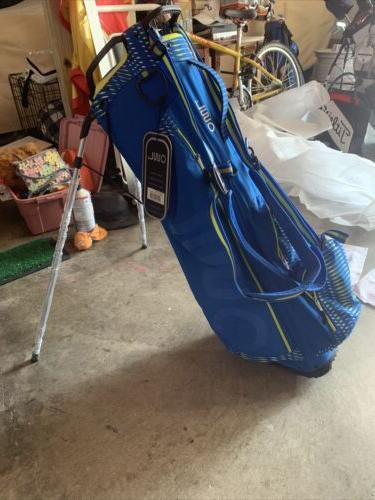 ite 2 4 lb golf stand bag