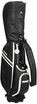 Adidas Japan Golf Women tape design bag HFF91 black