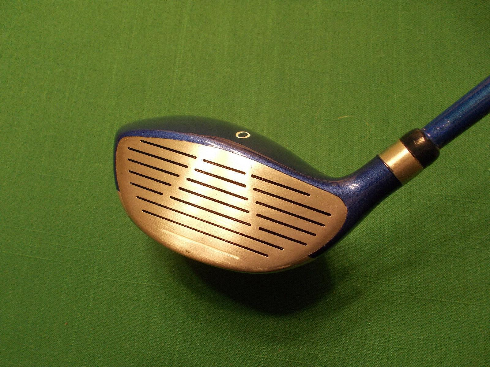 jr tour 3 fairway driver with headcover