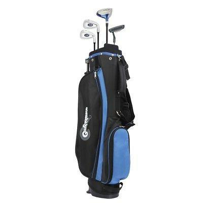 junior v2 golf club set with stand