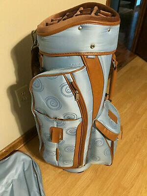 Lynx 14 Divider Cart Golf & Brown NEW