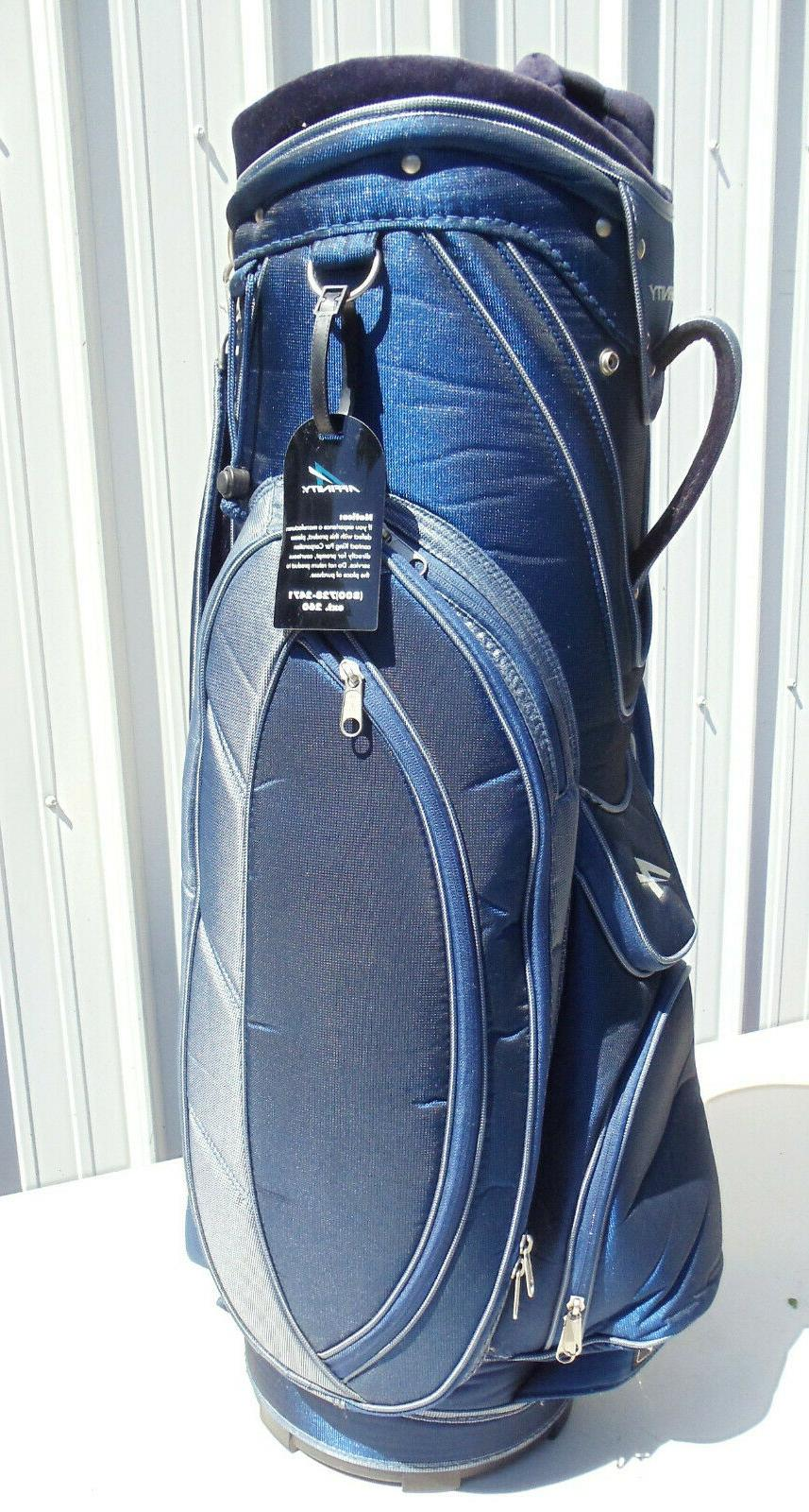 Ladies Cart Bag with and