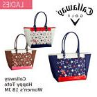 for Ladies CALLAWAY GOLF JAPAN HAPPY TOTE BAG 18 JM 2018 MOD