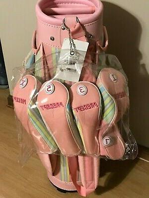 Precept Ladies Golf Matching Set NEW