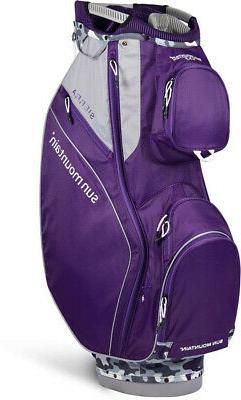 Sun Mountain Ladies Sierra Cart Golf Bag - Choose Color