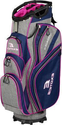 Tour Edge Xtreme 4 Ladies Golf Cart Bag - Choose Color