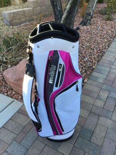 lightweight ladies cart golf bag new other
