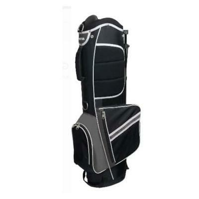 lightweight stand golf bag organized with rain