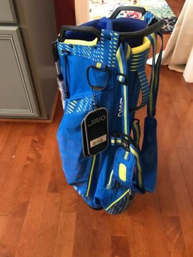 lite golf stand bag new