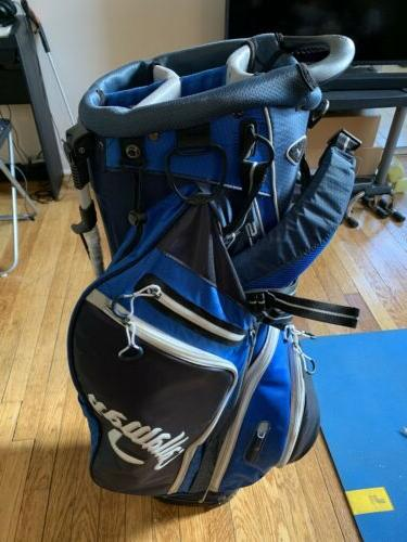 Callaway Golf Lite Bag, Blue
