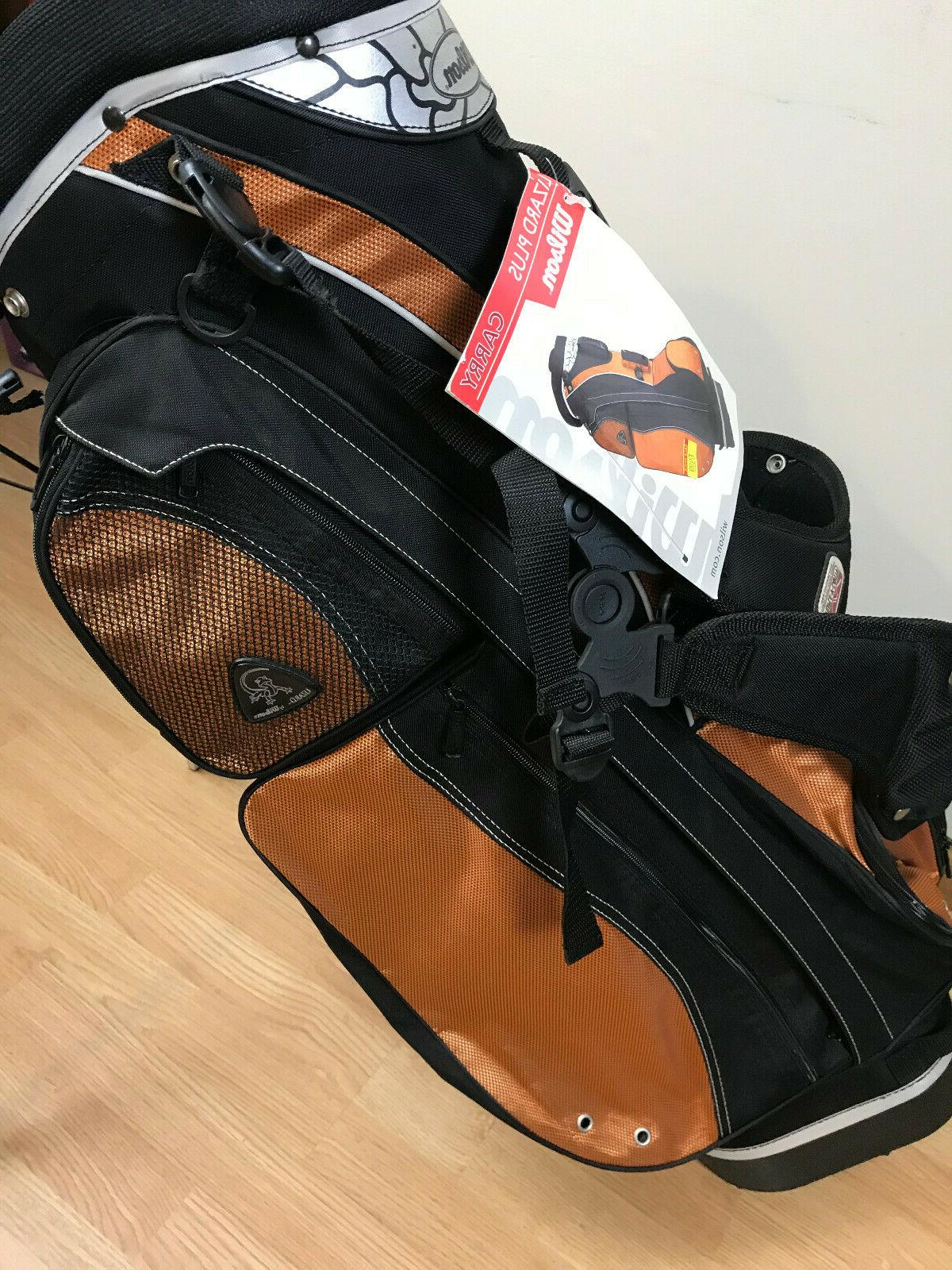 Wilson Carry Golf & Dual NEW