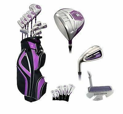 Precise Piece Complete Womens Golf Club w/